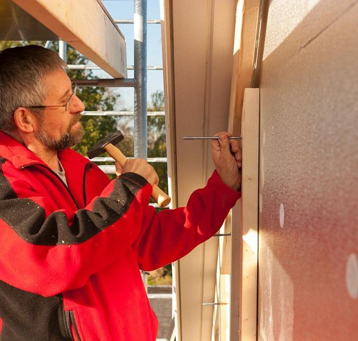 Why choose exterior wall insulation?