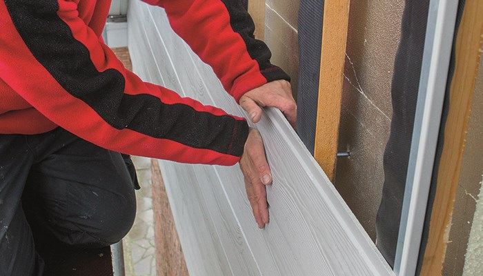 16 ways of applying Cedral panels to a façade