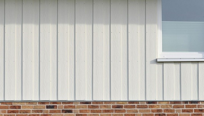 Kühle Innenräume im Sommer dank heller Fassaden
