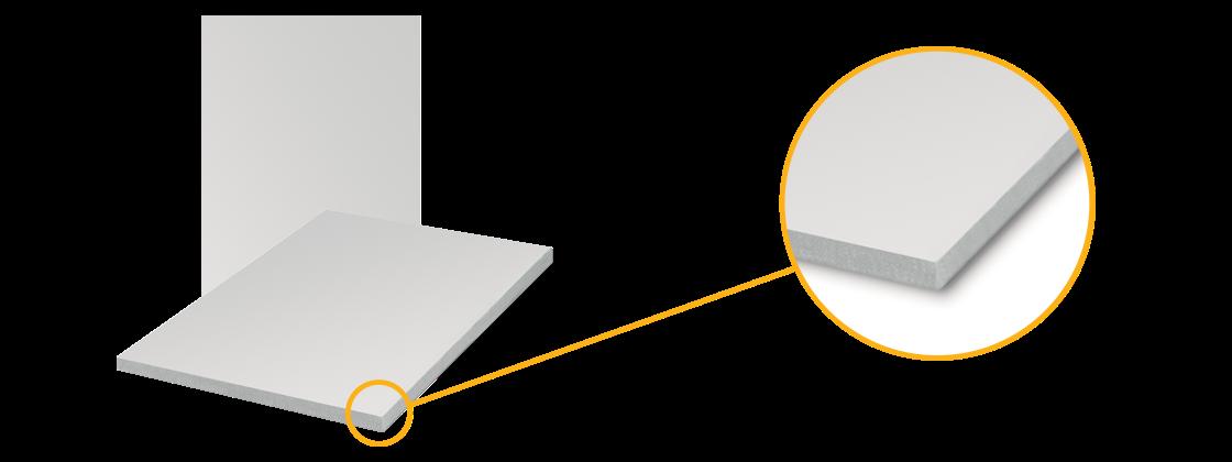 Cedral Board afwerking